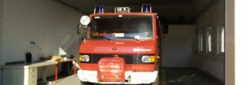 Umzug in neues Feuerwehrhaus