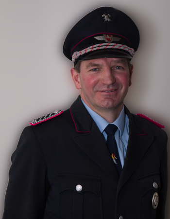 Neuer Ortsbrandmeister Matthias Höft