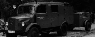 Das erste Helmster Löschfahrzeug