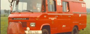 Neues Löschfahrzeug LF 8
