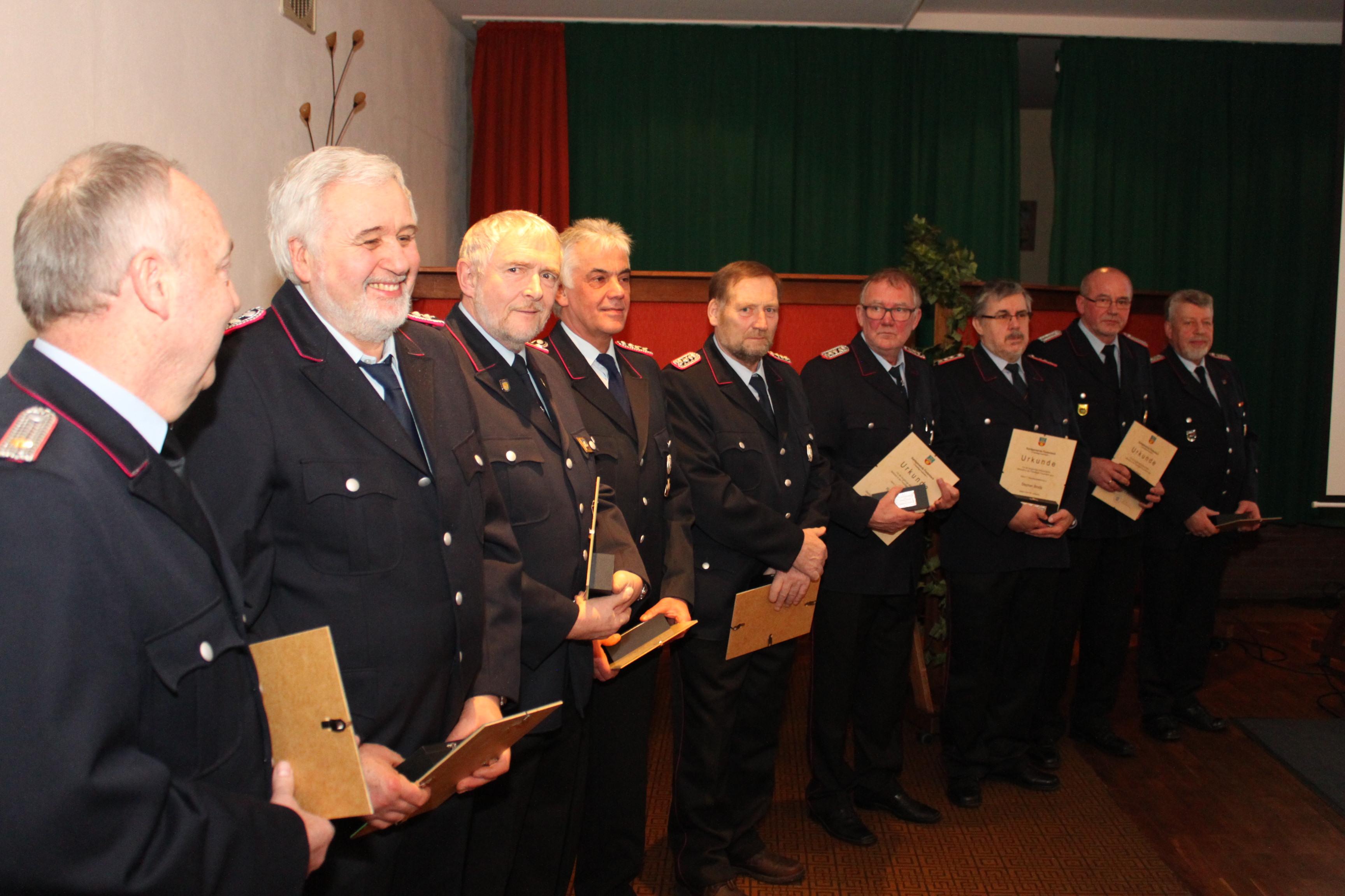 Samtgemeinde-Dienstversammlung in Fredenbeck - Freiwillige Feuerwehr ...