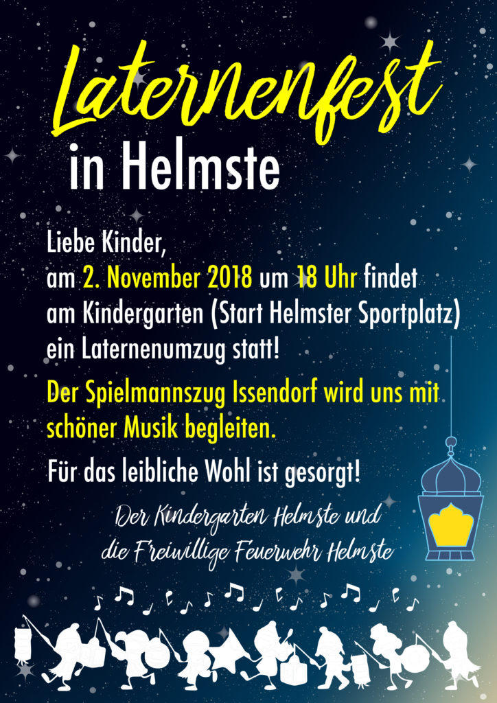 Laternenfest 2018